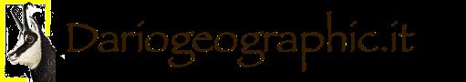 Dariogeographic.it – Offline per rinnovamento grafico e strutturale